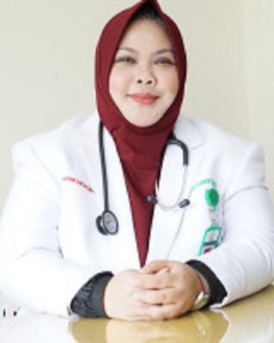 dr. Meiriani Sari, MSc., Sp.A.